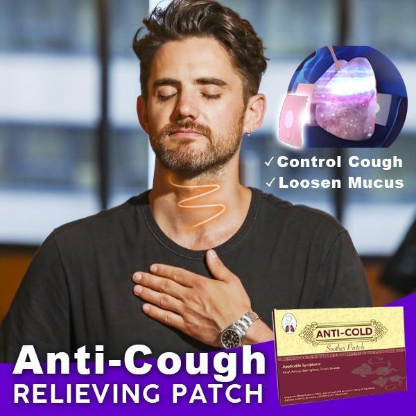 Anti-Cough Relieving Patch