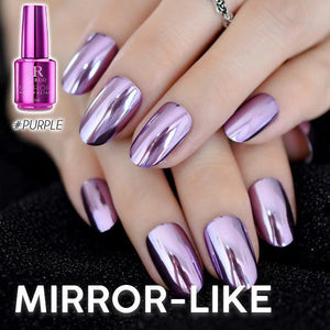 Metalic Mirror Nail Polish
