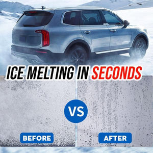 Instant Car De-icing Spray
