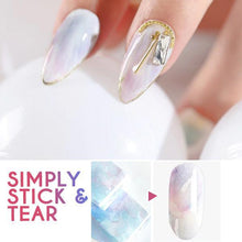 Load image into Gallery viewer, 1 Second Nail Art Sticker (10 Sheets)