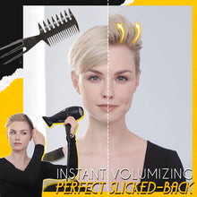 Load image into Gallery viewer, Slick-back Quiff Grooming Pro Comb