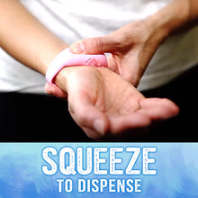 Load image into Gallery viewer, Squeezy™ Dispenser Wristband