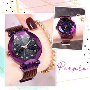 Bejewelled Starry Watch - Xmas Presale!