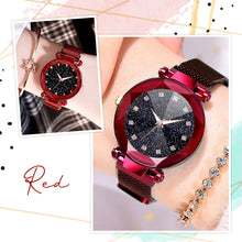 Load image into Gallery viewer, Bejewelled Starry Watch - Xmas Presale!