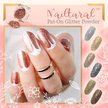 Load image into Gallery viewer, Nailtural™ Pat-On Glitter Powder