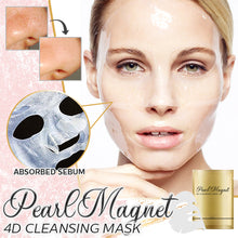 Load image into Gallery viewer, PearlMagnet 4D Cleansing Mask