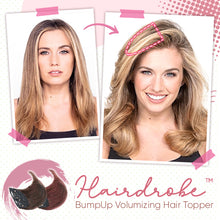 Load image into Gallery viewer, Hairdrobe™ BumpUp Volumizing Hair Topper