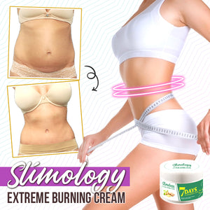 Slimology Extreme Burning Cream