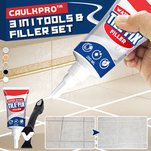 Load image into Gallery viewer, CaulkPro™ 3 in 1 Tools & Filler Set