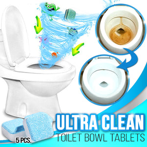 FoamUp™ Toilet Bowl Tablets (5pcs)