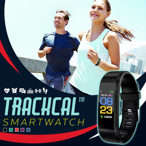 TrackCal™ Smartwatch