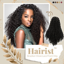 Load image into Gallery viewer, Hairist™ Brazilian Wave Lace Front Wig