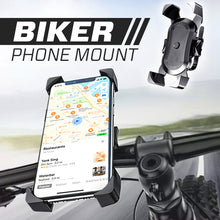 Load image into Gallery viewer, Biker Phone Mount