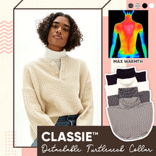 Load image into Gallery viewer, Classie™ Detachable Turtleneck Collar
