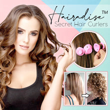 Load image into Gallery viewer, Hairadise™ Secret Hair Curlers