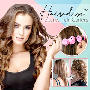 Hairadise™ Secret Hair Curlers