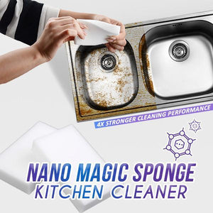Nano Magic Sponge Kitchen Cleaner