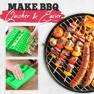 Co-Chef™ BBQ Meat Skewer Pro