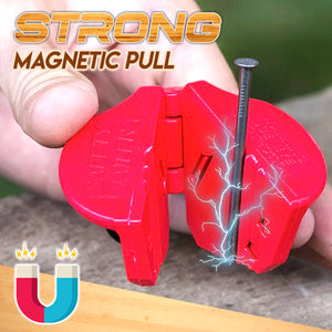 Magic Magnetic Nail Holder (Buy 1 Get 1 Free)