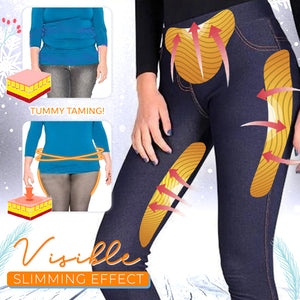 Warm Tech Stretchy Jeggings