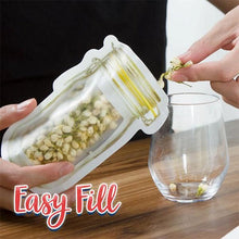 Load image into Gallery viewer, Reusable Jar Ziplock (Set Of 6)
