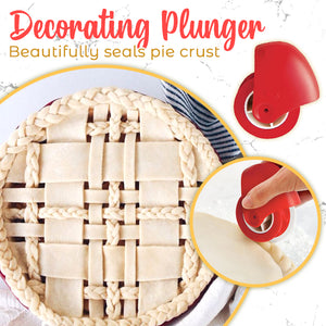 Pastry Wheel Decorating Cutter Set