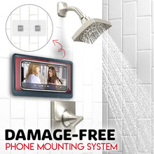 Load image into Gallery viewer, Wall-Mounted Bathroom Sealed Phone Holder