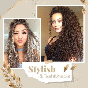 Hairist™ Brazilian Wave Lace Front Wig