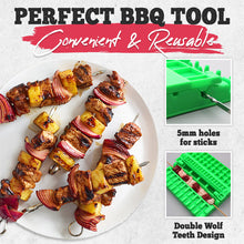 Load image into Gallery viewer, Co-Chef™ BBQ Meat Skewer Pro