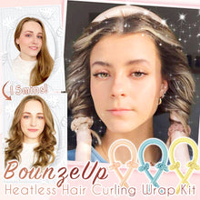Load image into Gallery viewer, BounzeUp™ Heatless Hair Curling Wrap Kit