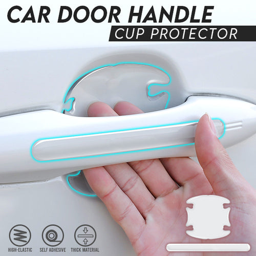 Car Door Handle Cup Protector Set