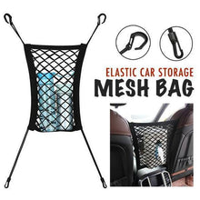 Load image into Gallery viewer, Elastic Car Storage Mesh Bag