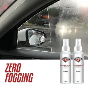 Clear View Fog-Proof Spray