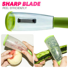 Load image into Gallery viewer, BladeX™ Mess-Free Vegetable Peeler