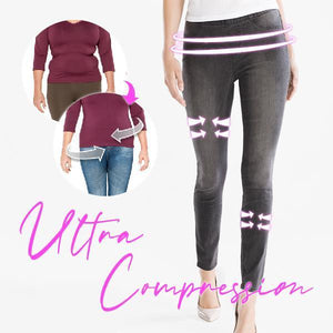 FitMe™ High Waisted Jeggings