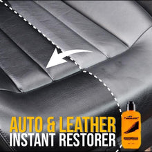 Load image into Gallery viewer, Auto & Leather Instant Restorer