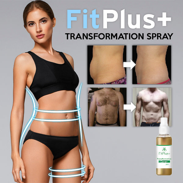 FITPLUS+ Transformation Spray