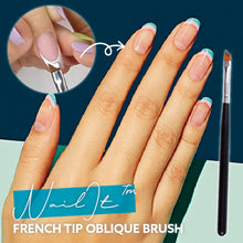 Load image into Gallery viewer, NailIt™ French Tip Oblique Brush