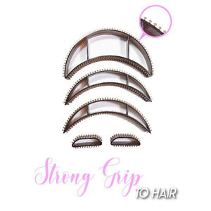 HairBeauty™ Bumpit Hair Volumizer (5pcs)