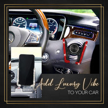 Load image into Gallery viewer, Brilliance Jewel Car Vent Phone Mount