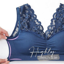 Load image into Gallery viewer, LaxChic™ Lace Support Bra