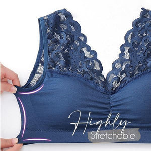 LaxChic™ Lace Support Bra
