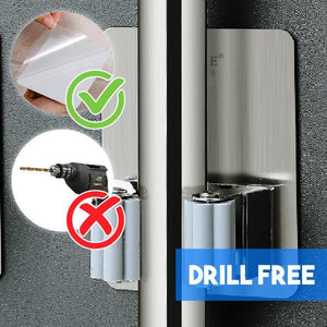 Drill Free Functional Holder