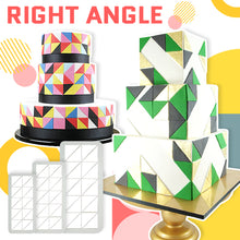 Load image into Gallery viewer, Baketter™ Geometric Cake Cutter Set (3PCS)