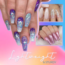 Load image into Gallery viewer, Nailtural™ Polygel Shimmer Nail Starter Kit