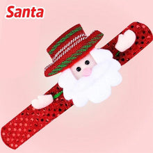 Load image into Gallery viewer, Christmas LED Wristband