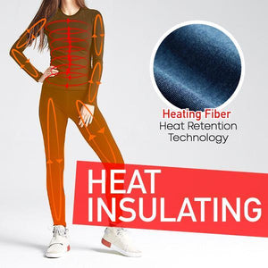 HEAT-UP™ Seamless Underwear Set