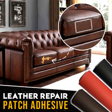 Load image into Gallery viewer, Leather Repair Patch Adhesive