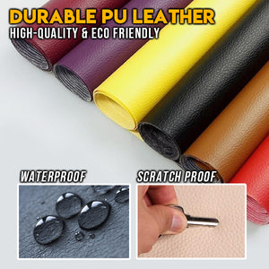 Leather Repair Patch Adhesive