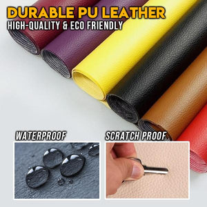 Self-Adhesive Leather Repairing Patch